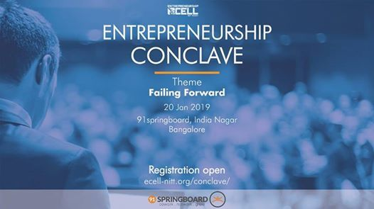 Entrepreneurship Conclave19