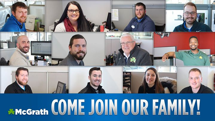 Pat Mcgrath Cedar Rapids >> Sales Hiring Event At Pat Mcgrath Chevyland Cedar Rapids