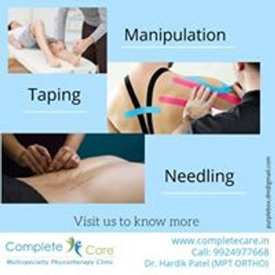 Complete Care Physiotherapy clinic, Thaltej