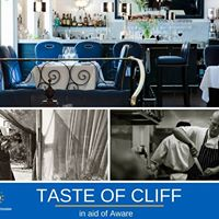 Taste of Cliff- in aid of Aware