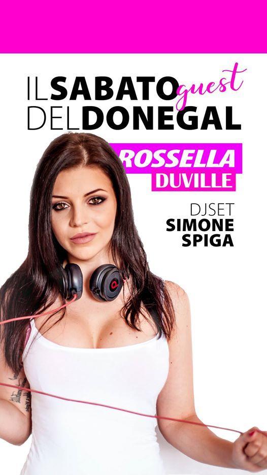 Il Sabato del Donegal Guest Rossella Duville