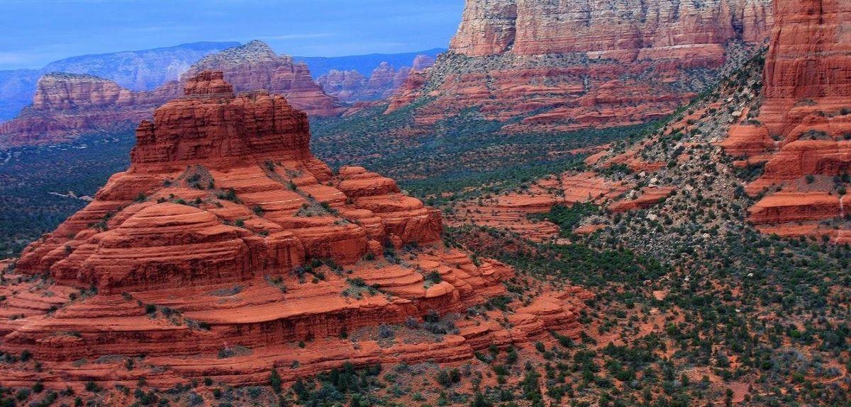 Eagle Therapies US Tour - Bell Rock in Sedona AZ