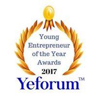 Award Presentation Young Entrepreneur of the Indore Award 2017