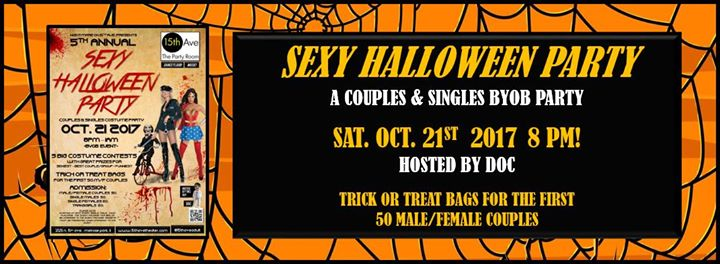 15th Aves 5th Annual Sexy Halloween Party At 15th Ave Adult Emporium Melrose Park
