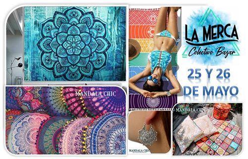 Mandala Chic En La Merca Colectivo Bazar At Miguel Hidalgo