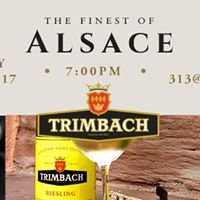 Tasting with Trimbach Finest Wines of Alsace