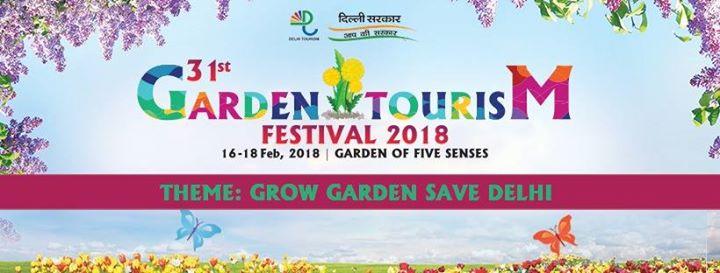Garden Tourism Festival