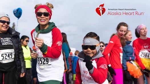 Alaska Heart Run