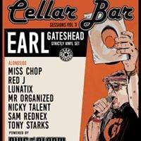 Cellar Bar Sessions Vol 3  Earl Gateshead