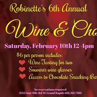 Love Wine &amp Chocolate Event