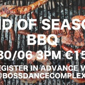 BOSS End of Season BBQ