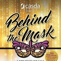 Behind the Mask NYE Gala