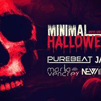 Minimal Halloween - Club Neo (Gyr)