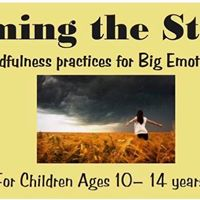 Calming the Storm (Ages 10 - 14 Years)