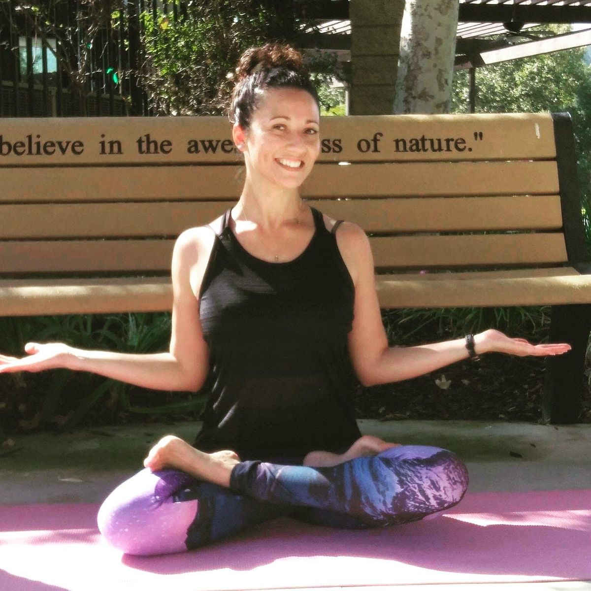 Yoga Flow with Ligia