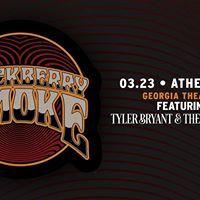 Blackberry Smoke live in Athens GA - Mar 23