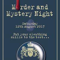 Mder Mystery Night