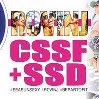 Sjour SSD  CSSF Croatie 2017 avec Dime Que Si