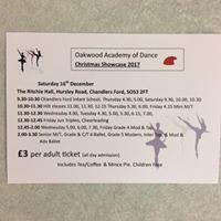 Oakwood Academy of Dance