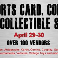 Sports Card Comic &amp Collectible Show