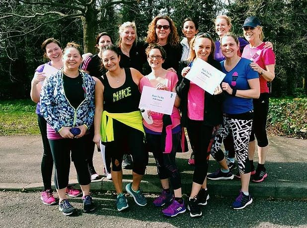 0-5k Running Course Chingford AM