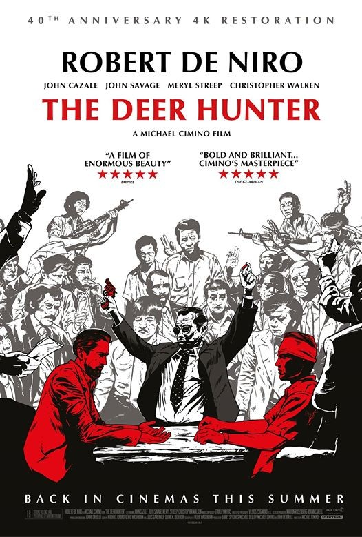 The Deer Hunter 40th Anniversary
