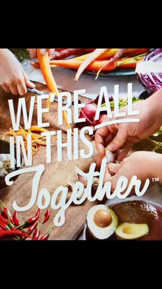 Were All In This Together - Supporting A Healthy You