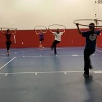 Summer Hoop Fitness Class 1 Albany