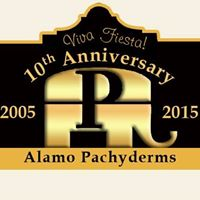 Judge Kevin Yeary speaks to Alamo Pachyderms