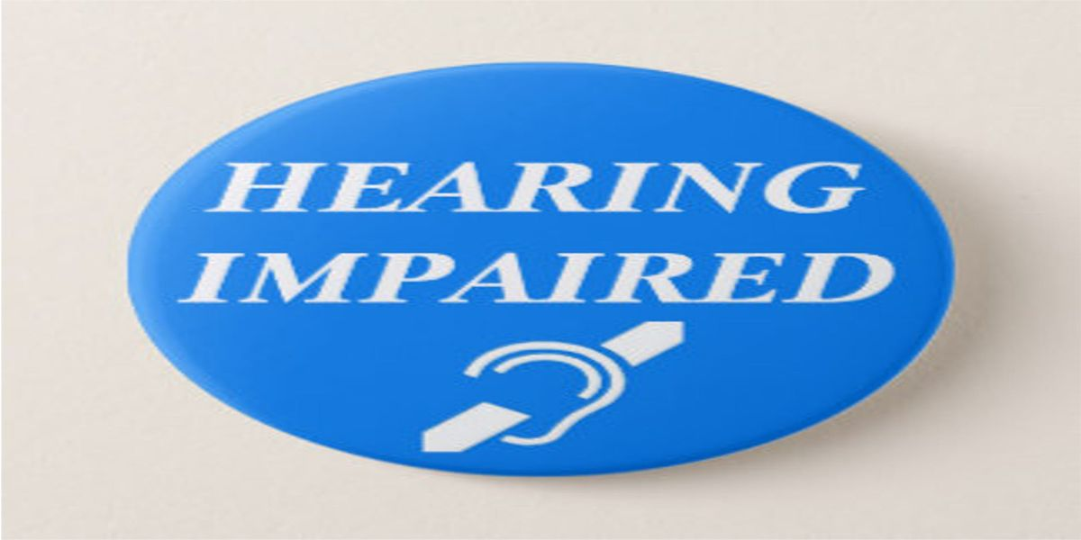 HEARING IMPAIRED SUPPORT GROUP