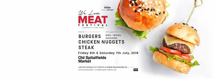 Londons Biggest Burger Festival