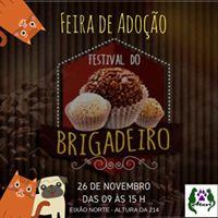 Feira de Adoo ATEVI - Festival do Brigadeiro
