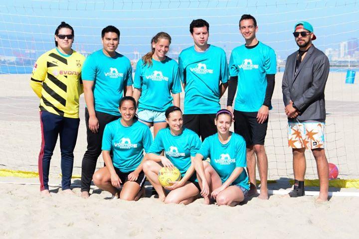 5v5 Coed Beach Soccer League in Long Beach - Summer 2017