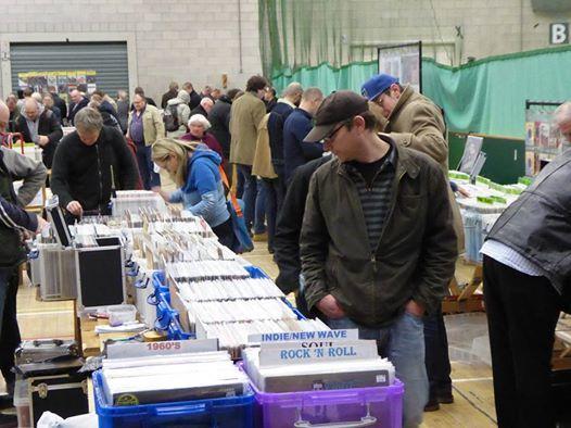 Doncaster Record Fair
