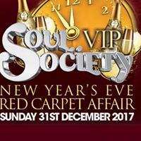 Soul Society Liverpool - New Years Eve