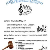 JCMS Spring Band Concert