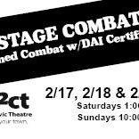 Unarmed Stage Combat Workshop