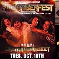 Rocktoberfest with Greta Van Fleet &amp More