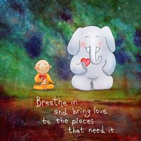 The Art of Mindfull Breathing with Isha