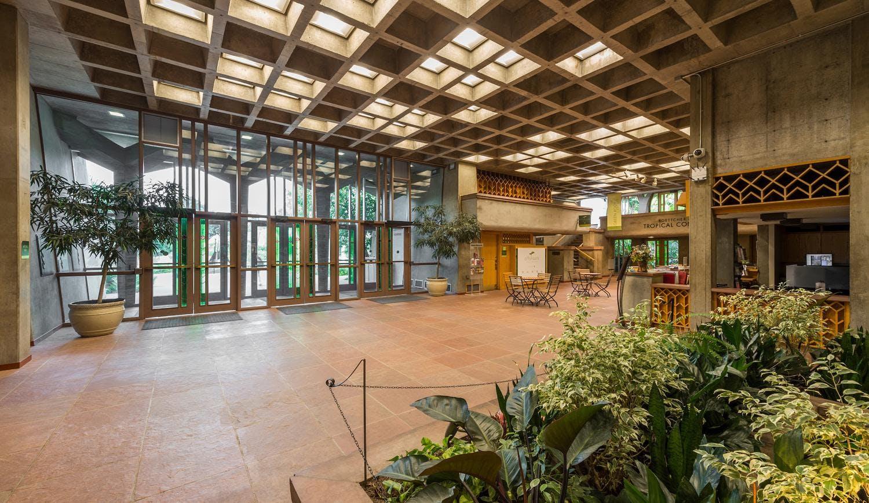 Tour: Architectural History at Denver Botanic Gardens   Denver