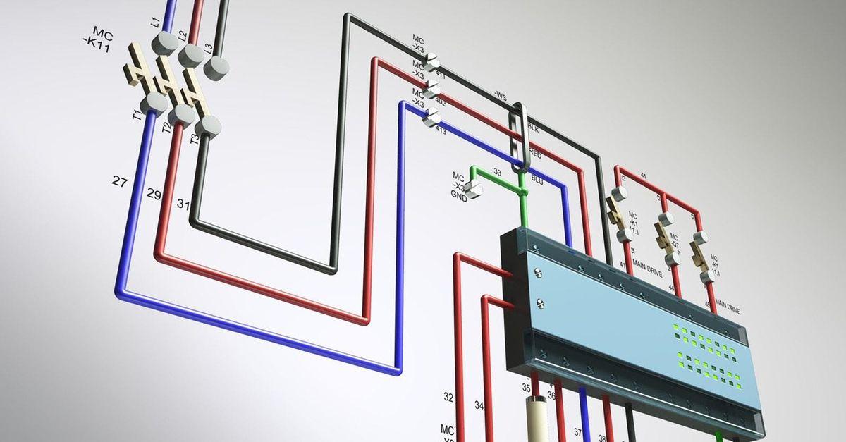 AutoCAD Electrical 2019  Corso completo