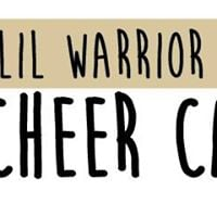 CHS Lil Warrior Cheer Camp