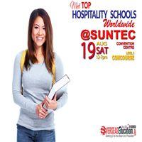 Study at Hospitality &amp Culinary Expo at Suntec Sat 19 Aug