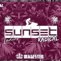 Sunset Radical Edio &quotLadies&quot
