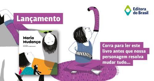 Image result for maria mudança editora do brasil