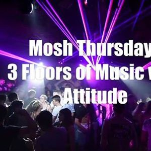 307 parties nightlife events in leicester best clubs tickets mosh thursdays free guest list 20th sept mosh nightclub leicester malvernweather Gallery