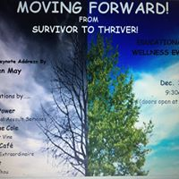 Moving Forward From Survivor to Thriver
