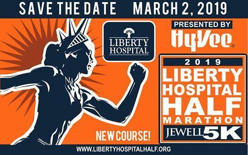 Liberty Hospital Half Marathon & Jewell 5K at William Jewell