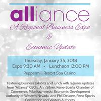 Alliance A Regional Business Expo &amp Economic Update