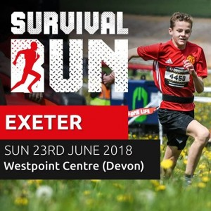 5k Inflatable Survival Run - Exeter